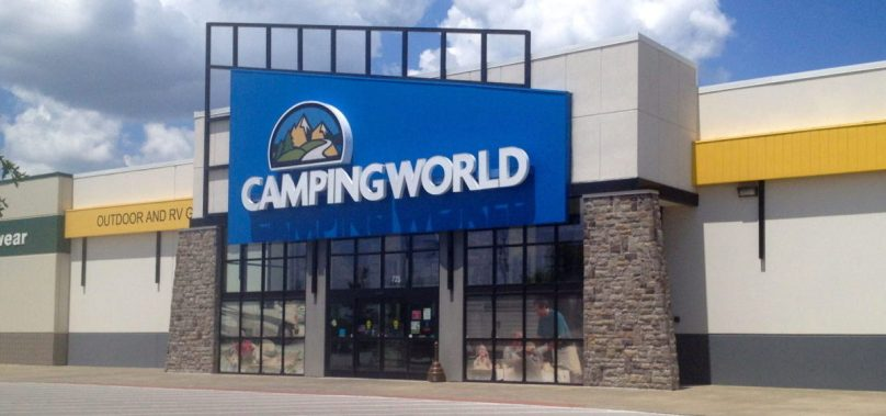 Camping World & Gander Begin Curbside Pick-Up and other COVID-19 Adjustments