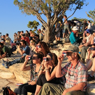 21 National Parks Prepare for Solar Eclipse Crowds