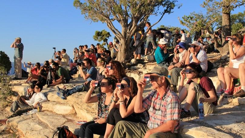 21 National Parks Prepare for Solar Eclipse Crowds