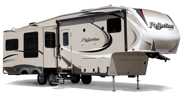 Fifth Wheel Travel Trailer