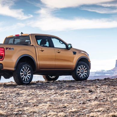 Ford Shows Off the New Ranger, and It May Be Perfect for Small RV Towing