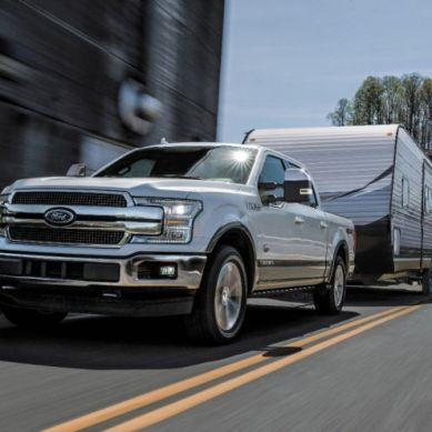 Ford Drops 30mpg F-150 Bombshell, with Best-In-Class Towing Capacity