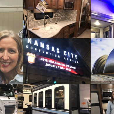 Episode 26 — Tales from the RV Show & 2018 Standout RV Models