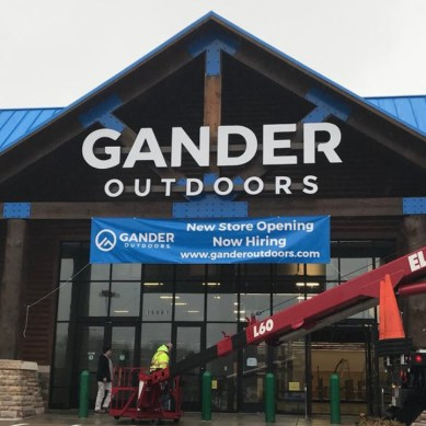 69 Gander Outdoors Stores to Open by May