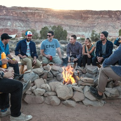 A Third of Millenials Prefer Camping Over Hotels