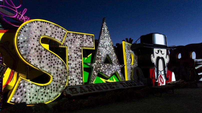 See America | The Neon Boneyard