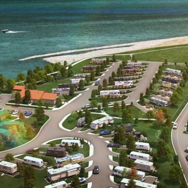 "Cedar Point Offers New ""Ultimate RV"" Campsites"