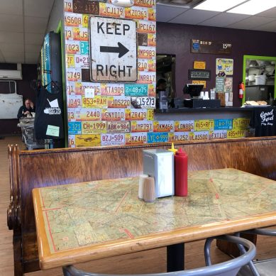 Road Eats: Inventive Diner Fare at Big D's Downtown Dive in Roswell, NM