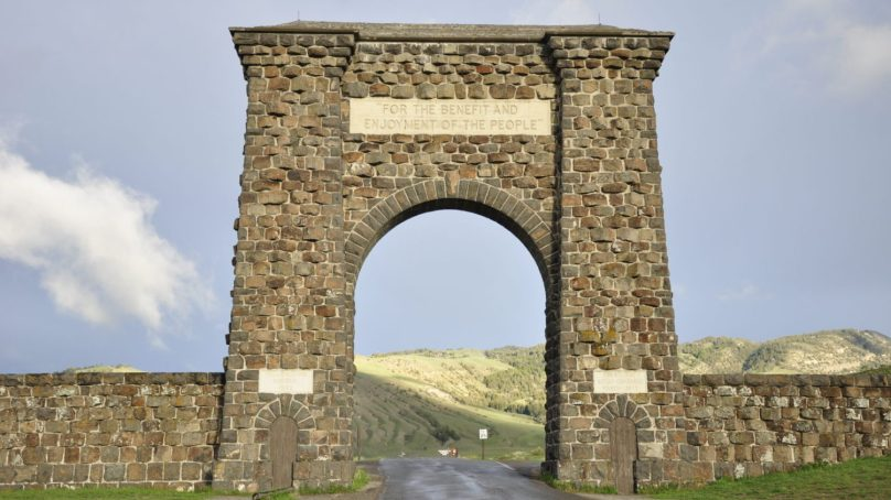 Yellowstone Now Offering Pre-Purchase Digital Entrance Passes