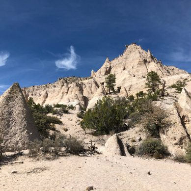 Episode 36 — Fuel Efficient Driving and Tent Rocks