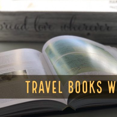 Episode 32 – Travel Books and a Preview of the America's National Parks Podcast