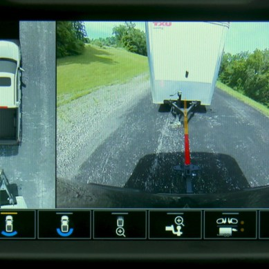 """Chevy """"Advanced Trailering"""" Introduces Integrated Tire Monitoring, Trailer Theft Warning, Overhead Camera, and More"""