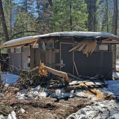 Campgrounds, Roads and Other Facilities at Yosemite to Delay Season Opening Dates