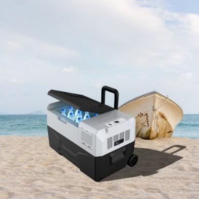 ACOPower Introduces Lithium-Powered Solar Cooler/Freezer