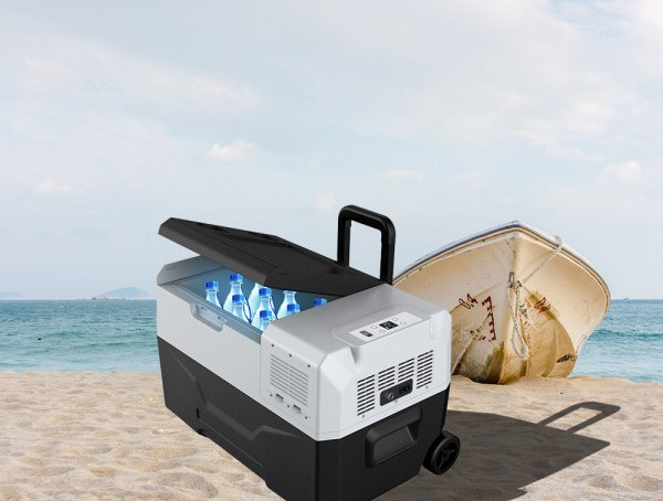 ACOPower Introduces Lithium-Powered Solar Cooler/Freezer