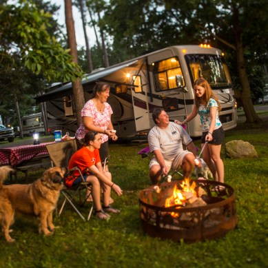 All-Time High 62% of U.S. Households Are Campers
