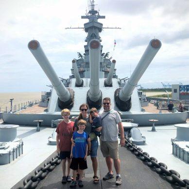 Episode 98 | Battleships, Historic Homes, and Mardis Gras in Mobile, Alabama