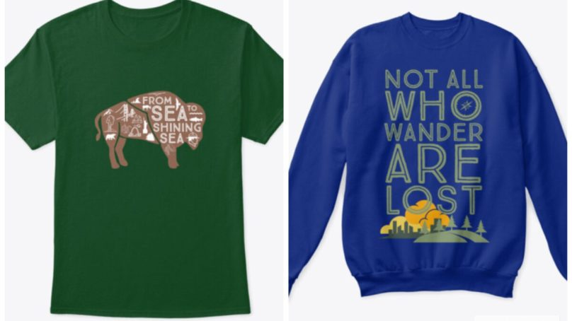 RV Miles and America's National Parks Gear Now Available