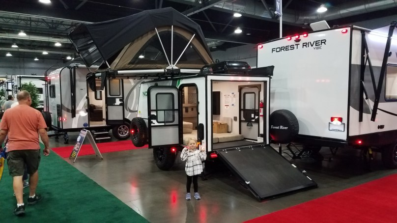 Episode 110 | Gear You Love and the Portland RV Show