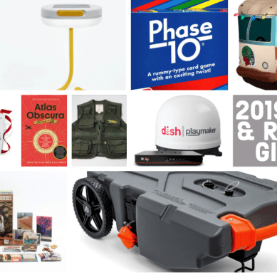 2019 RV & Camping Holiday Gift Guide