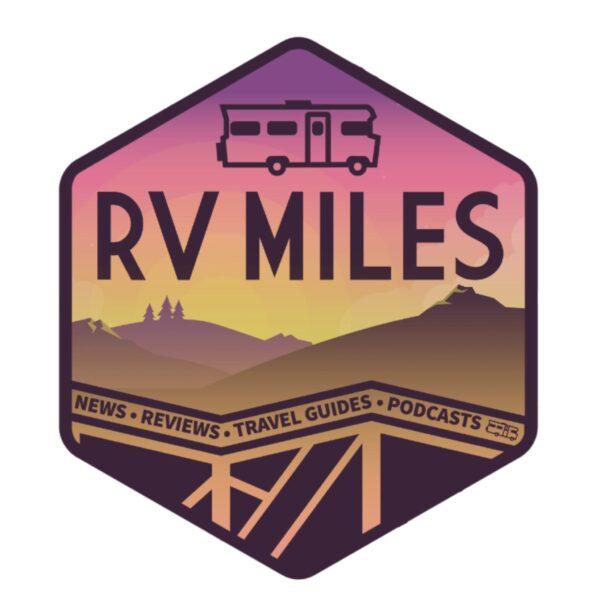 RV Miles Logo