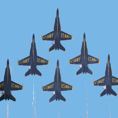 See America | The National Naval Aviation Museum and the Blue Angels