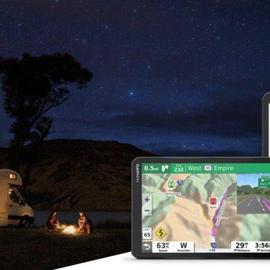 Garmin Upgrades RV GPS