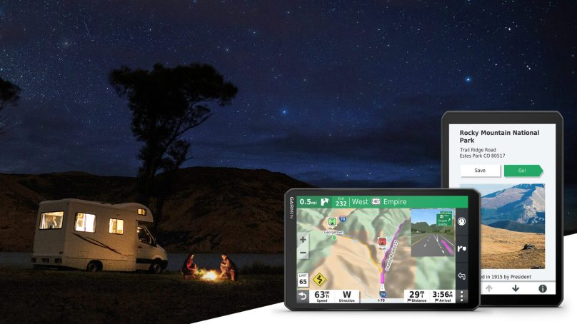 Garmin Upgrades RV GPS