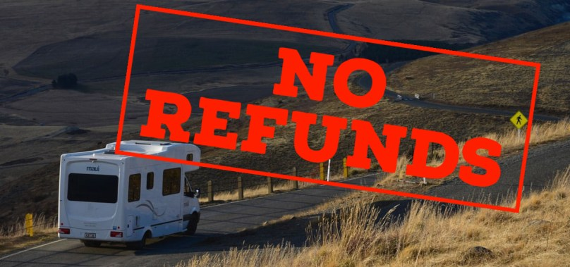 COVID-19 Exposes the Refund Problem in the Travel Industry
