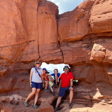 Episode 157   Pikes Peak, Garden of the Gods & Colorado Springs