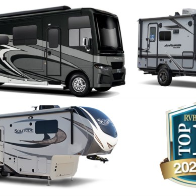 Episode 166 | The Top RVs for 2021