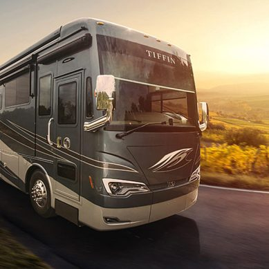 Thor Industries nabs Luxury Motorhome Manufacturer Tiffin