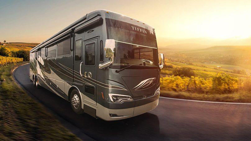 Thor Industries nabs Luxury Motorhome Manufacturer Tiffin