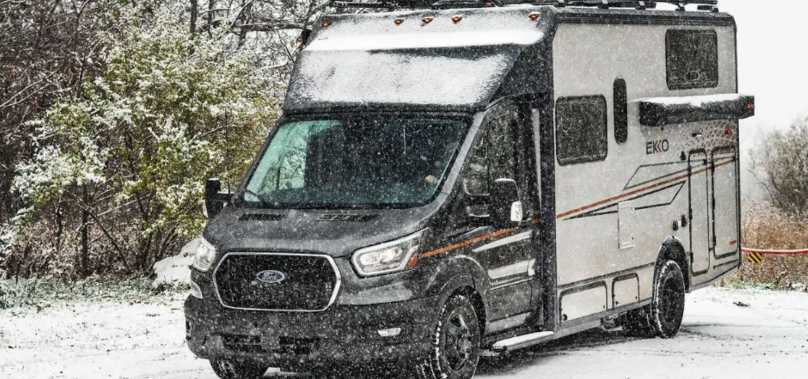 Winnebago Cancels Plus-Sized EKKO 24C in Prototype Phase