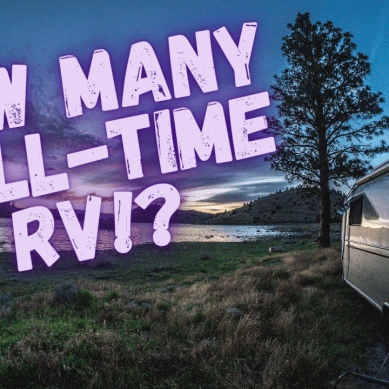 Who Owns RVs? Not Who You Think