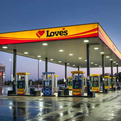 Love's Truck Stops Get Into the Camping Business