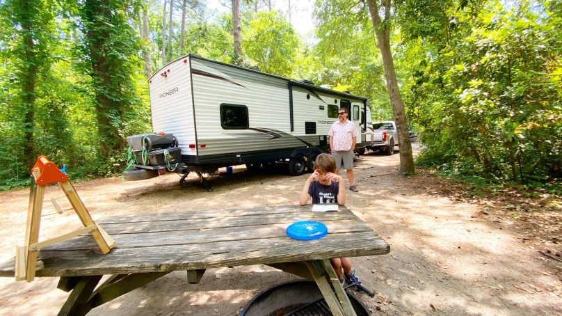 Episode 199 | Propane Grills, Myrtle Beach and Saying Goodbye to our Heartland Pioneer