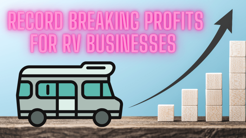 RV Industry and Camping News Brief | 8.7.21