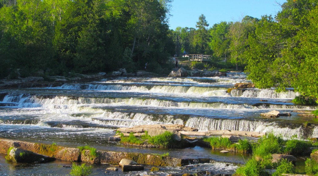 Sauble Falls Provincial Park Rv Camping Review Rv Places