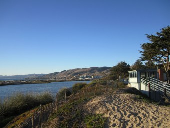 Pismo Coast Village - View from Campground