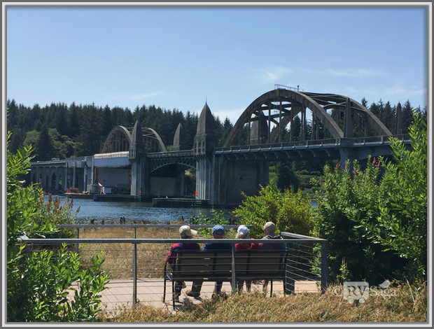 Siuslaw River Bridge, Oregon