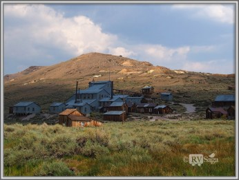 """Ghost Town"" - Bodie. California"
