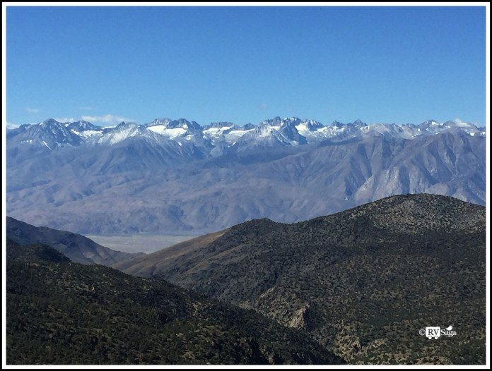 Glaciers on Sierras