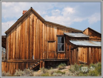 An Old Building, Bodie
