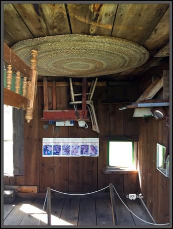 Inside the Upside Down House