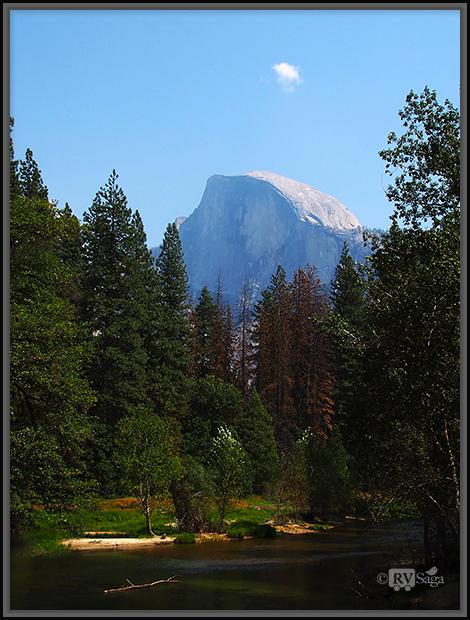 Majestic Half Dome