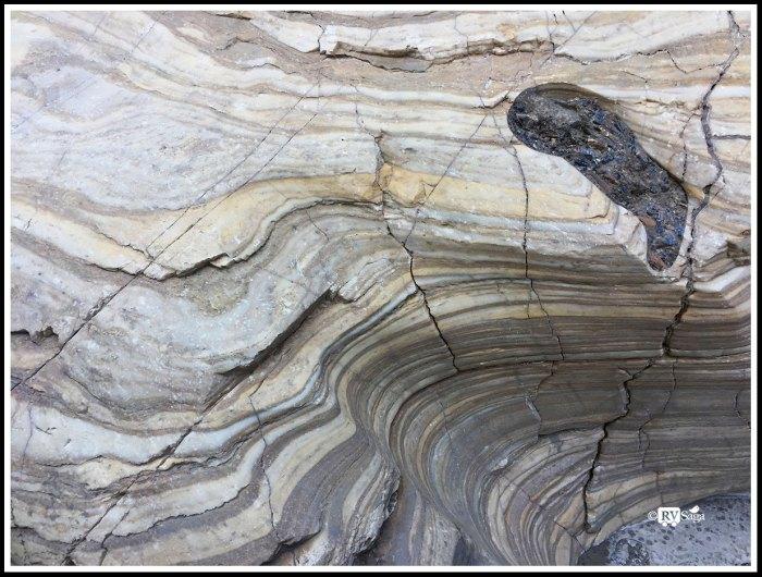 A Footprint on Marble