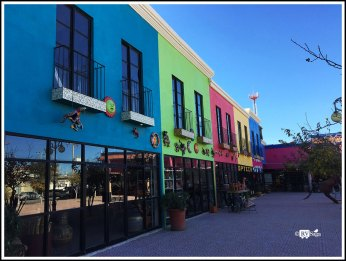 Colorful Store Fronts