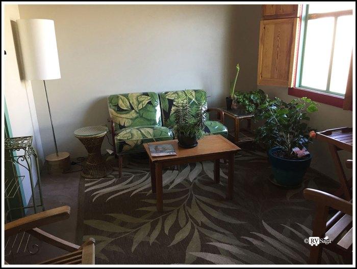 Sitting Room at Blackstone