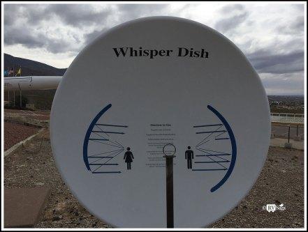 Whisper Dish
